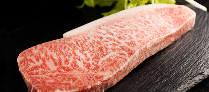 250グラムのステーキ