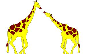 背の高い動物