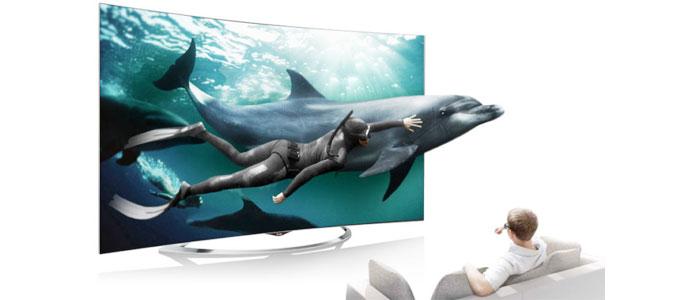 3Dテレビ(3次元テレビ)