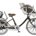 3人乗り自転車は、ママの見方