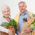 葉酸を多く摂取する老夫婦