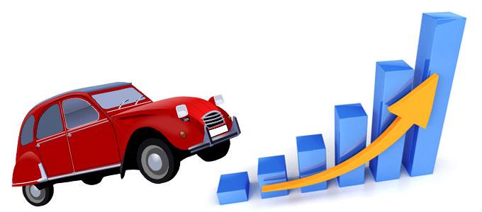 自動車保険料の値上げはいつまで続く?