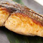切り身の焼き魚