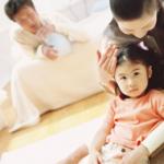 出産後、夫を敵と見なす母性本能。本能だから仕方ない