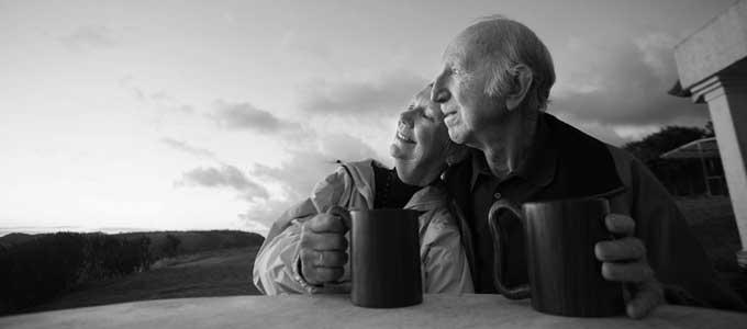 未来の良好な夫婦関係