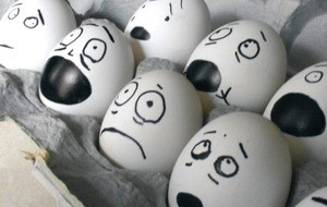 新鮮な卵はどれ?