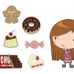お菓子好きは即実践。太らないおやつの食べ方が存在する