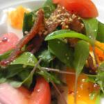 ダイエット中のサラダはNG?正しい野菜の食べ方