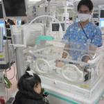 安心して出産できる環境!総合周産期母子医療センター完成