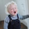 泣き虫な赤ちゃんは強くなる!赤ちゃんの3種類の泣き方