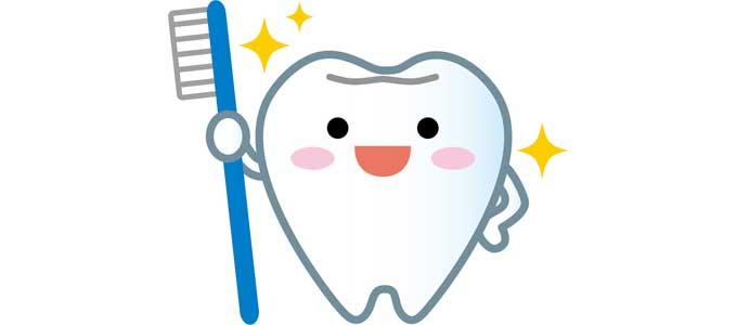 歯磨き効果のある歯を白くする食べ物