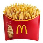 マクドナルドのメガポテトは、あらゆる意味で食べちゃダメ