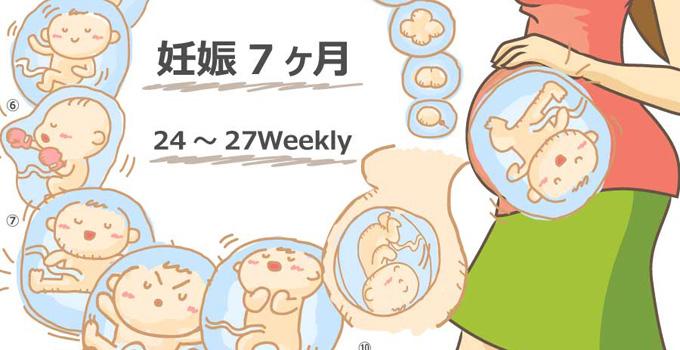 妊娠7ヶ月