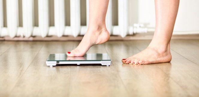 妊娠中の体重測定