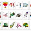 言葉の習得と右脳の発達させるフラッシュカード