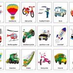 幼児教材フラッシュカード。言葉の習得と右脳の発達