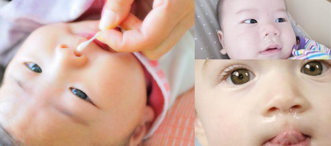 鼻水タイプと原因
