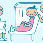 妊婦健診って何?健診内容と費用。健診と妊婦健診は違う