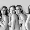 妊婦ヌードはきれい。妊娠は女性が一番輝くとき