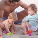 模倣とおもちゃではじまる学習