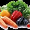妊娠中に積極的に食べたい食品。緑黄色野菜や菌類、殻類