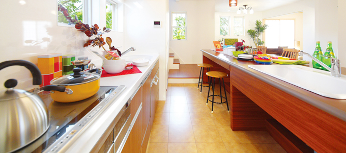 キッチンで大活躍する重曹