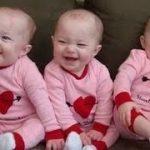 三つ子の赤ちゃんが可愛すぎ。笑えて癒される動画集