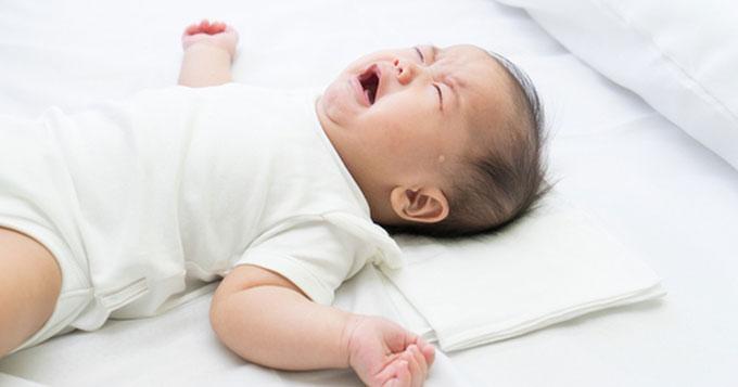 赤ちゃんが泣いているのがすぐにわかる
