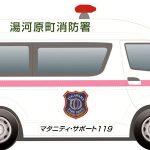 妊婦専用救急車