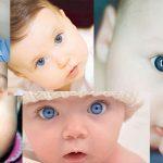 赤ちゃんの目の色が違う理由