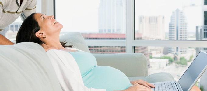 妊娠中にオススメする座り方
